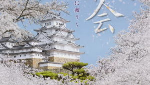The 31st Cherry Blossom Viewing Party in Himeji Castle